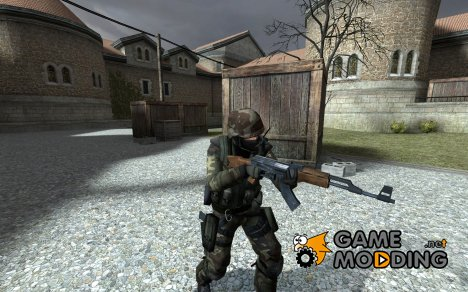 Camo Urban for Counter-Strike Source