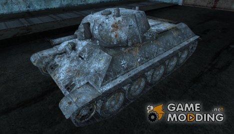 Шкурка для А-32 (трофейный) for World of Tanks