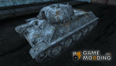 Шкурка для А-32 (трофейный) для World of Tanks