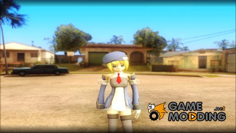 Blazblue - Noel Vermillion для GTA San Andreas