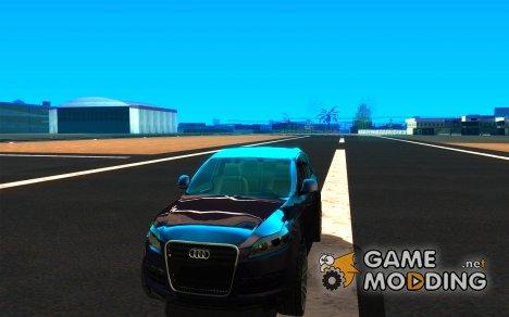 Audi Q7 4.2 FSI for GTA San Andreas