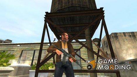 Khyber Pass AK-47 v.2 for GTA 4