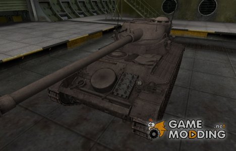 Перекрашенный французкий скин для AMX 13 90 для World of Tanks