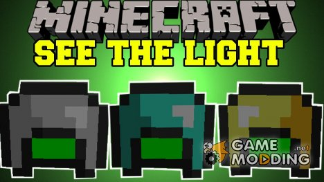 Night Vision Mining Hats for Minecraft