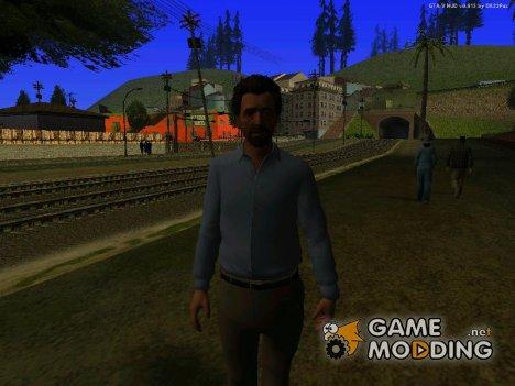 Психиатар Майкла for GTA San Andreas