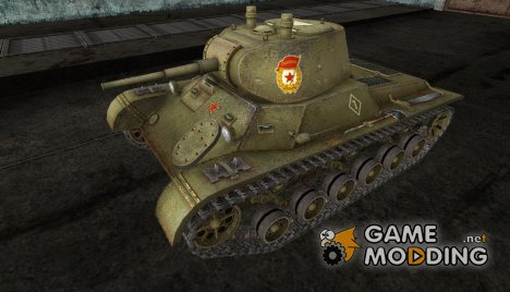 Шкурка для T-127 for World of Tanks