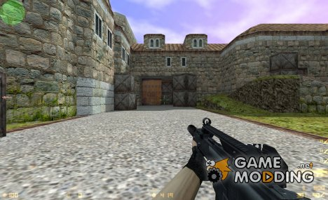 G36C Aimable With Silencer для Counter-Strike 1.6