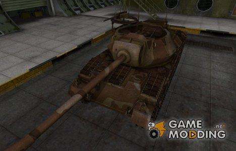 Американский танк T28 Prototype for World of Tanks