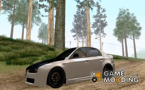 Alfa Romeo 159 Tuned for GTA San Andreas