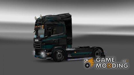 Scania Vabis Skin для Euro Truck Simulator 2