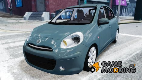 Nissan Micra for GTA 4