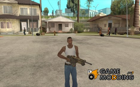 BulletStorm M4 for GTA San Andreas