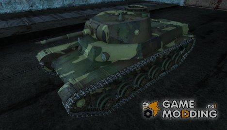 Шкурка для Т-50-2 для World of Tanks