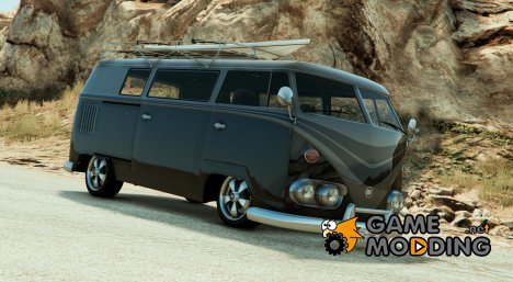 1960 Volkswagen Bus (Rat) 1.0 BETA for GTA 5