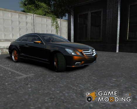 Mercedes Benz E500 Coupe для GTA 4