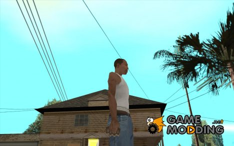 [Point Blank] Brass Knuckles для GTA San Andreas