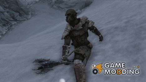 The Tridotius Mace для TES V Skyrim