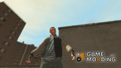 Куртка New Look for GTA 4
