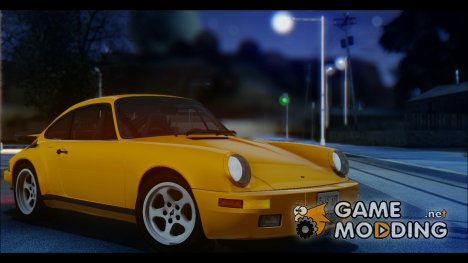 "1987 Ruf CTR ""Yellowbird"" (911) for GTA San Andreas"