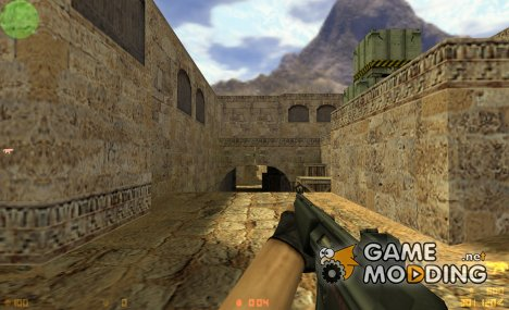 Classic MP5 for Counter-Strike 1.6