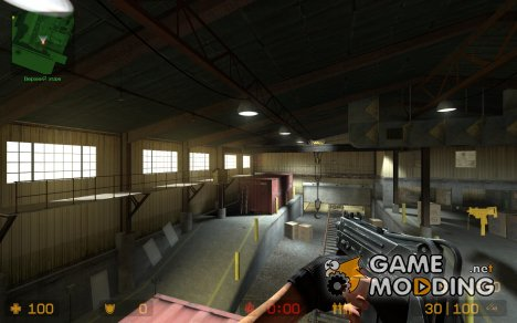 Mac10 Remake для Counter-Strike Source