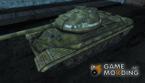 Шкурка для ИС-8 for World of Tanks