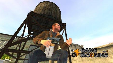 Полуавтоматический пистолет Kimber v.2 для GTA 4
