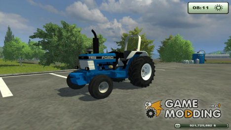 FORD 6610 for Farming Simulator 2013