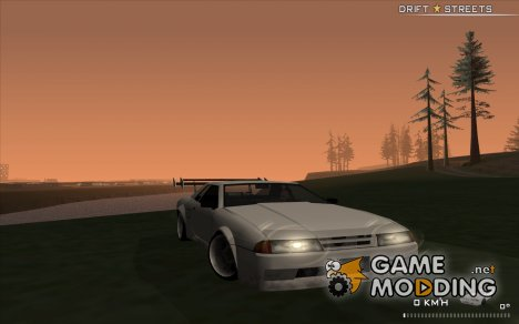 Elegy Drift by Randy v0.3 для GTA San Andreas