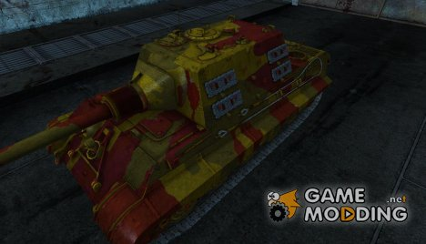 JagdTiger 8 для World of Tanks