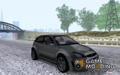 Ford Focus WRC Street Edition для GTA San Andreas