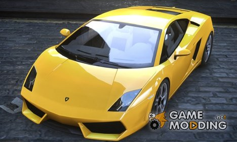 Lamborghini Gallardo LP 560-4 for GTA 4
