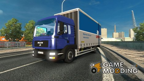 MAN TGL 12.240 v 1.5 for Euro Truck Simulator 2