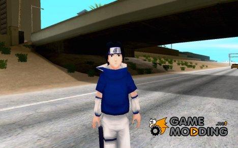 Саске Учиха for GTA San Andreas
