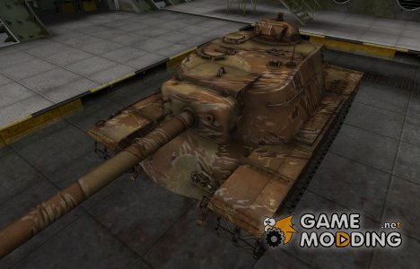 Американский танк T110E4 for World of Tanks