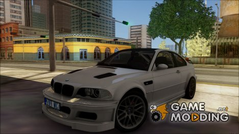 BMW E46 M3 - Stock 2005 for GTA San Andreas