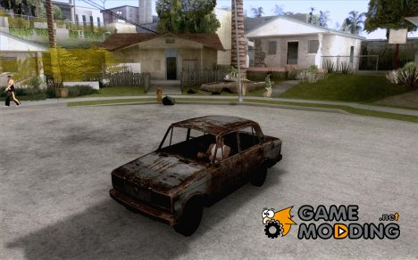 ВАЗ-2107 for GTA San Andreas