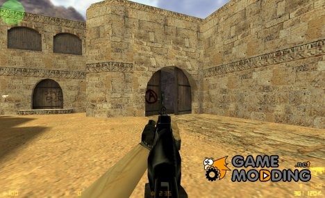 [C.] MP5 Navy для Counter-Strike 1.6