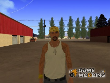LSV3 HD (Вагос) для GTA San Andreas