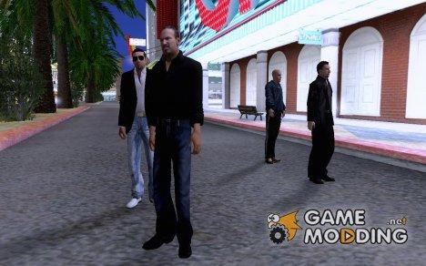 Русская мафия for GTA San Andreas