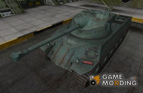 Ремоделинг Lorraine 40t для World of Tanks