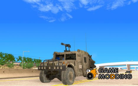 Hummer H1 из COD MW 2 for GTA San Andreas