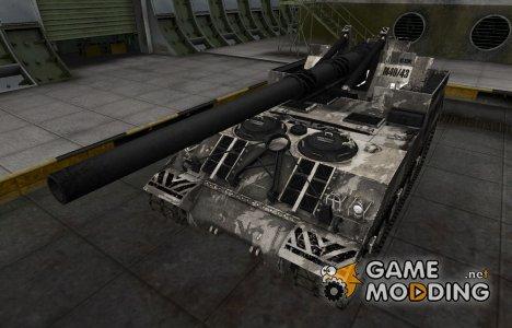 Отличный скин для M40/M43 для World of Tanks