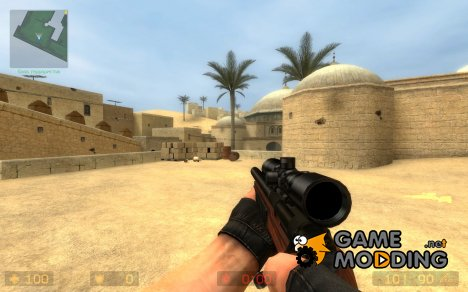 c3a1 reskin/rehack for Counter-Strike Source