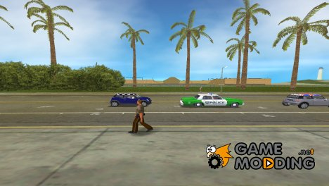 First Person View для GTA Vice City