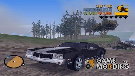 Sabretur HQ для GTA 3