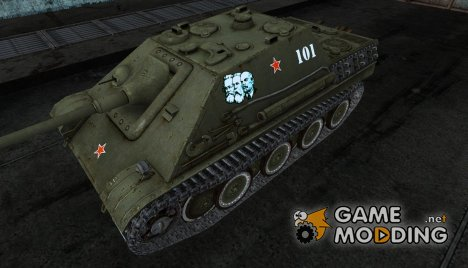 JagdPanther 18 для World of Tanks