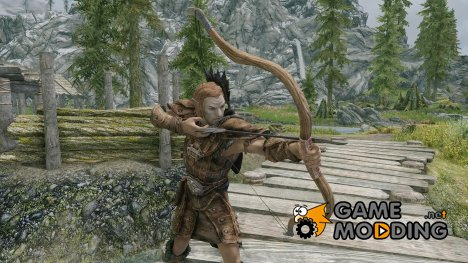 Ekk The Archer для TES V Skyrim