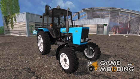 МТЗ 82.1 Беларус for Farming Simulator 2015