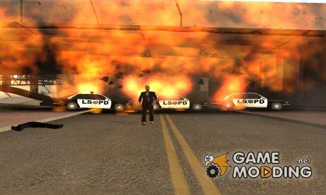 Настоящий боевик. Начало for GTA San Andreas